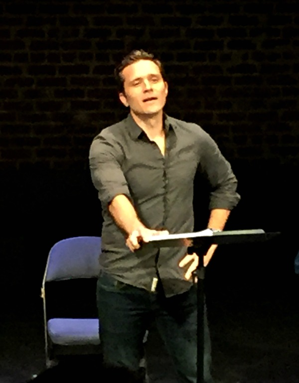 "Seamus Dever, Skylight Theatre 2017 - ""Minneapolis/St. Paul"""