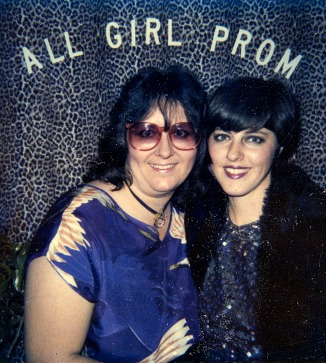 Cheri Gaulke at the All Girl Prom, Shades of Disclosure, Skylight 2017