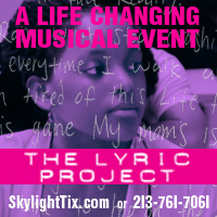 Lyric Project, Skylight Theatre 2015