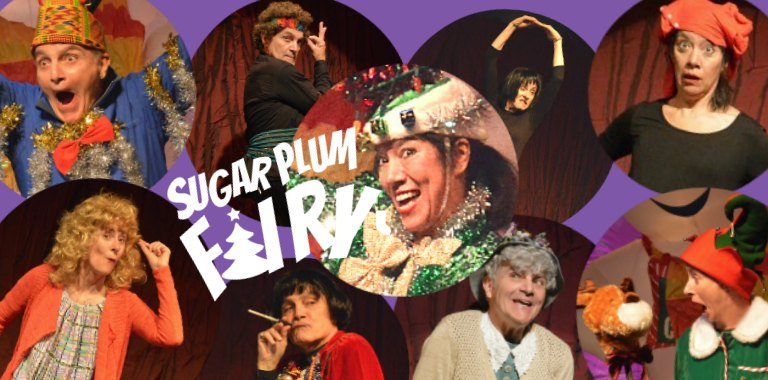 Sugar Plum Fairy cast of characters