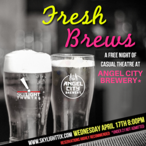 Fresh Brews, Skylight Theatre Company