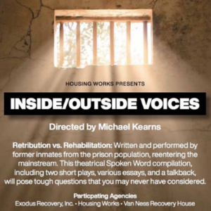 Inside/Outside Voices - Special Event