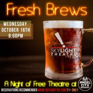 Fresh Brews Fall 2019