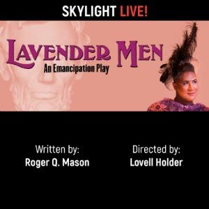 A scene from LAVENDER MEN - Skylight Live