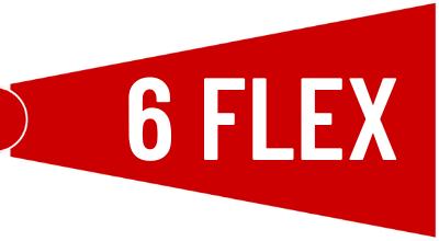 6 FLEX Ticket Package